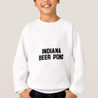 Indiana Beer Pong Sweatshirt