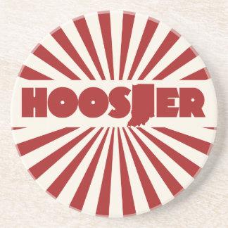 Indiana Beverage Coaster