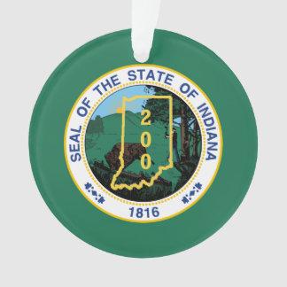 Indiana Bicentennial Ornament