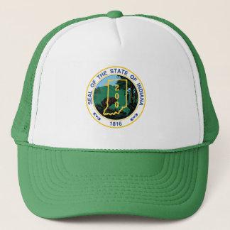 Indiana Bicentennial Trucker Hat
