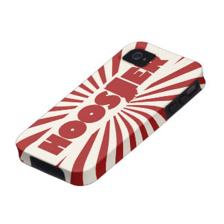 Indiana Vibe iPhone 4 Case