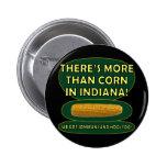 Indiana Corn Button