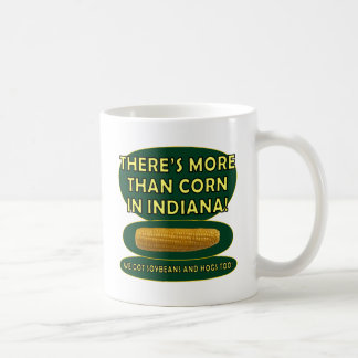 Indiana Corn Coffee Mug