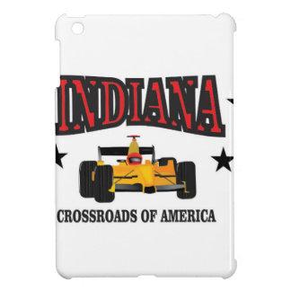 Indiana crossroad iPad mini case