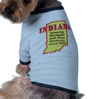Indiana Dog Tee