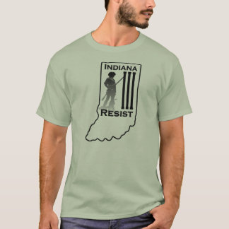 Indiana Domesticated Terrorist Festival Convention T-Shirt