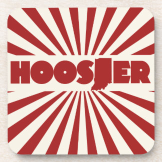 Indiana Drink Coaster