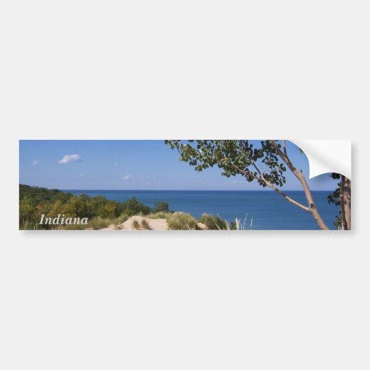 Indiana Dunes National Lakeshore Bumper Sticker
