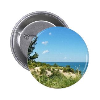Indiana Dunes National Lakeshore Pinback Buttons