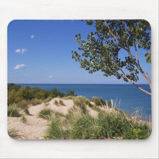 Indiana Dunes National Lakeshore Mousepad