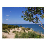 Indiana Dunes National Lakeshore Post Card