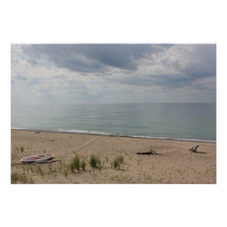 Indiana Dunes National Lakeshore Poster