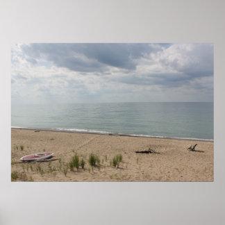 Indiana Dunes National Lakeshore Poster