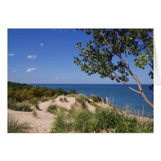 Indiana Dunes National Lakeshore Stationery Note Card