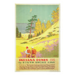 Indiana Dunes State Park Posters