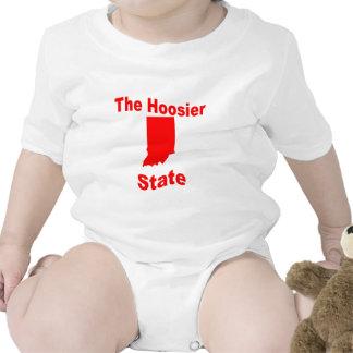 Indiana: El estado del Hoosier Trajes De Bebé