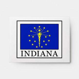 Indiana Envelope