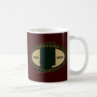 Indiana Est. 1816 Tazas