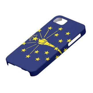 Indiana Flag iPhone 5 Case
