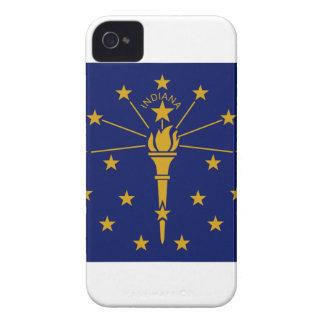 Indiana Flag Case-Mate iPhone 4 Case