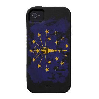 Indiana Flag iPhone 4/4S Case