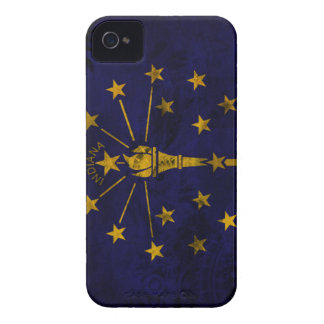 Indiana Flag Case-Mate iPhone 4 Cases