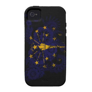 Indiana Flag iPhone 4/4S Cover