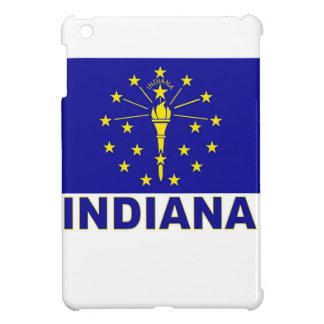 Indiana Flag iPad Mini Cases