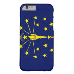 Indiana Flag iPhone 6 Case