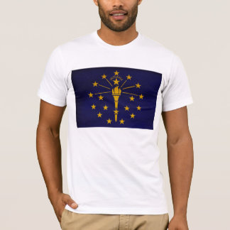 Indiana Flag T-shirt