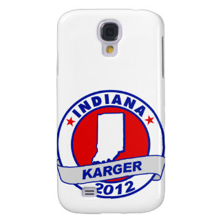 Indiana Fred Karger Samsung Galaxy S4 Case