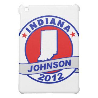 Indiana Gary Johnson iPad Mini Cases