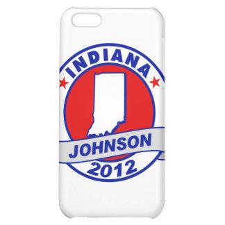 Indiana Gary Johnson iPhone 5C Cases