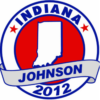 Indiana Gary Johnson Acrylic Cut Out