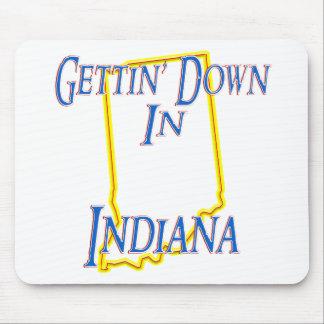 Indiana - Getting abajo Alfombrilla De Ratones
