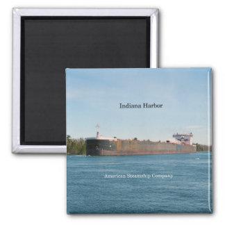 Indiana Harbor magnet