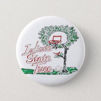 Indiana high school basketball button