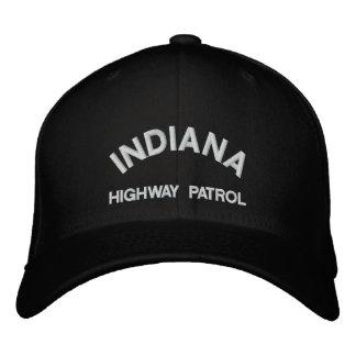INDIANA, HIGHWAY PATROL CAP