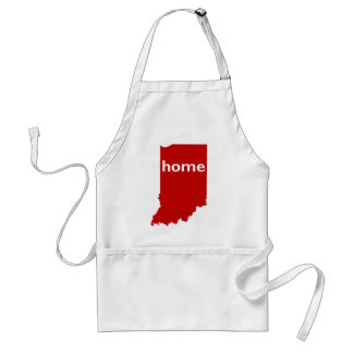 Indiana Home Adult Apron