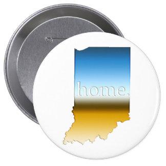 Indiana Home Horizon 4 Inch Round Button
