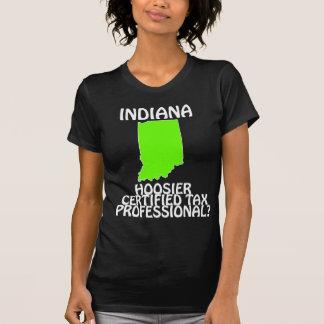 Indiana - Hoosier Certified Tax Professional? T-Shirt