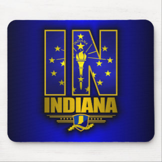 Indiana (IN) Mouse Pad