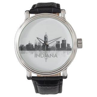 INDIANA, INDIANAPOLIS SKYLINE - Watch