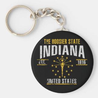 Indiana Keychain