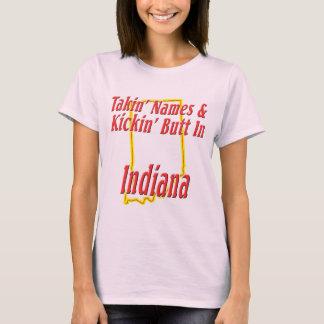 Indiana - Kickin' Butt T-Shirt