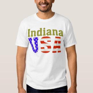 ¡Indiana los E.E.U.U.! Camisas