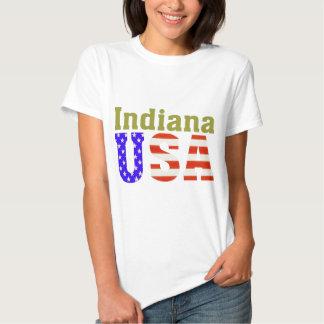 ¡Indiana los E.E.U.U.! Playera
