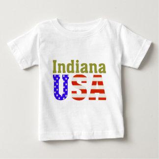 ¡Indiana los E.E.U.U.! Playeras