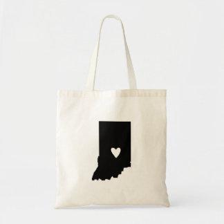 Indiana Love Tote Bag