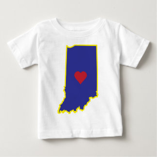 Indiana Luv Baby T-Shirt